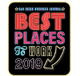 Biosero Voted Amongst the Best Places to Work in San Diego