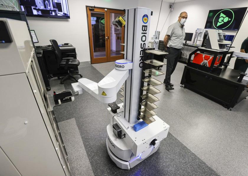 Biosero robot