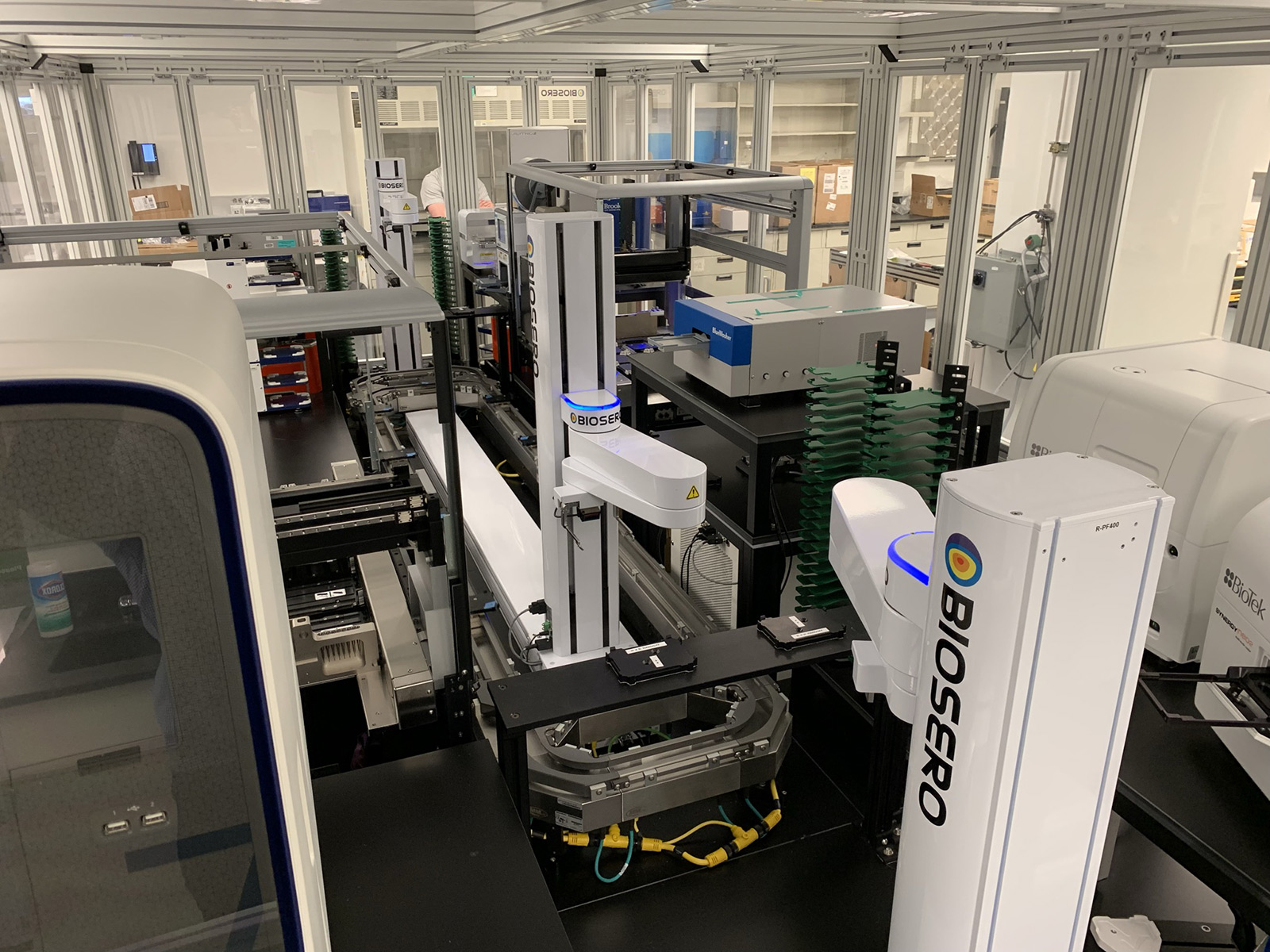 the right laboratory automation solution