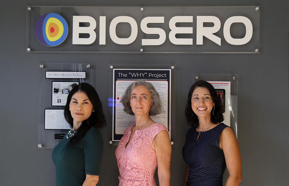 Biosero Employees Honored